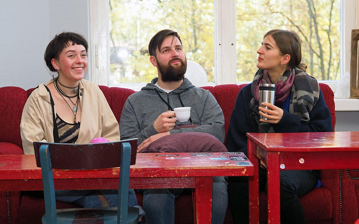 Soziale Arbeit Studieren Berlin